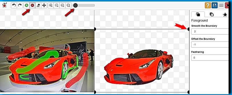 Премахваме фона на изображение бързо, безплатно и онлайн-2