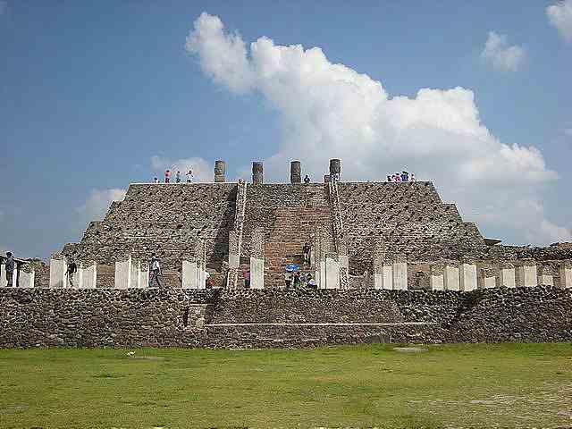 Piramide tolteca de Tula - 4-те споразумения