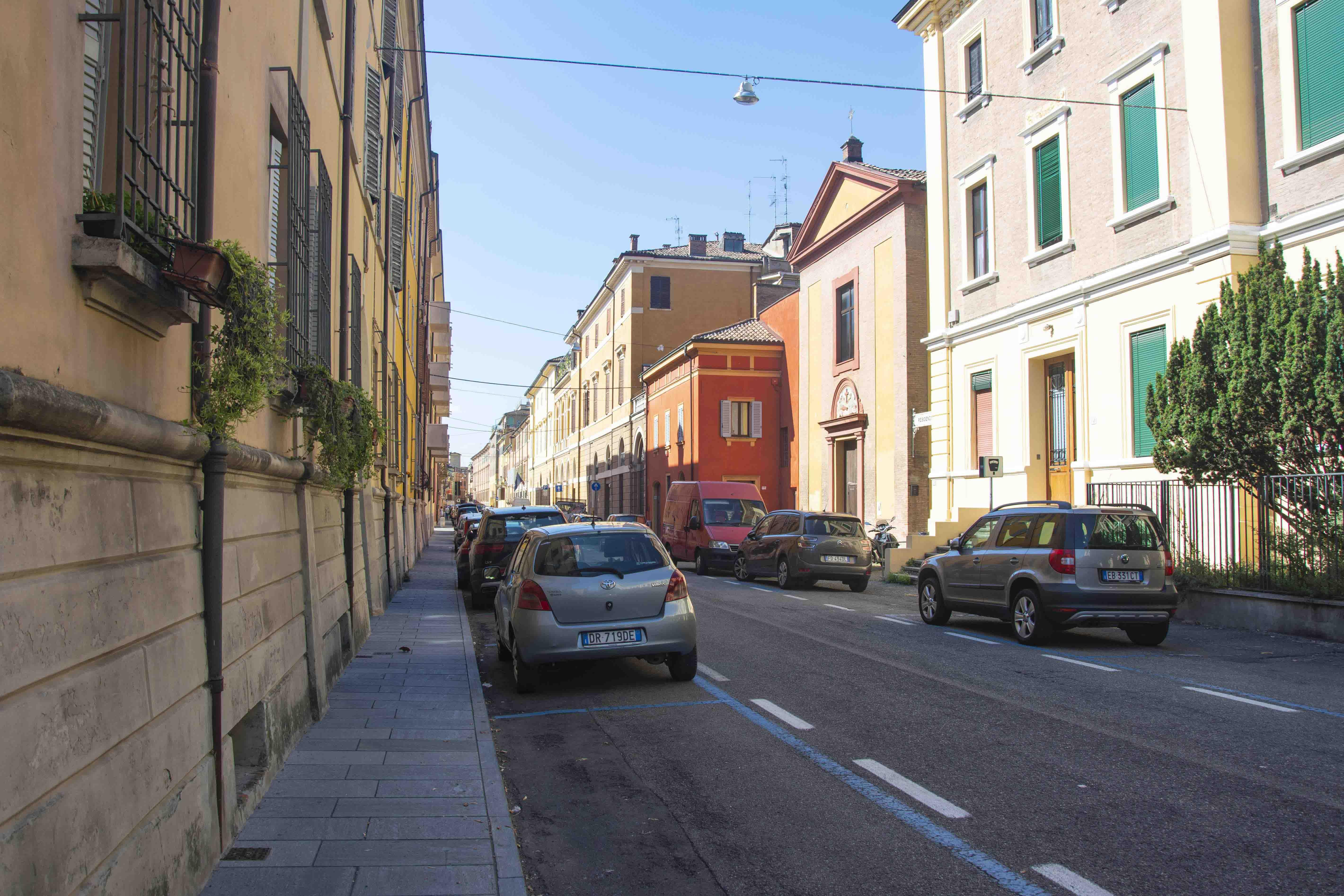 Via Ganaceto, Modena