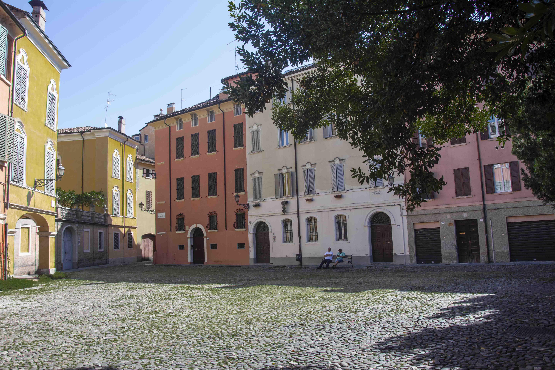 Via della Pomposa, Modena
