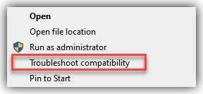 Разрешаване на проблеми със съвместимостта при инсталирана програма