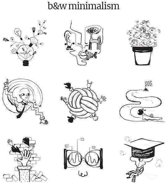 Безплатни абсурдни илюстрации