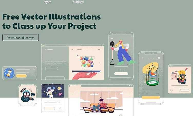 Безплатни векторни илюстрации от Ouch pics