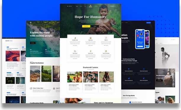 Blocksy безплатна WordPress тема