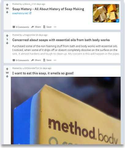 Reddit в полза на маркетинг на съдържание