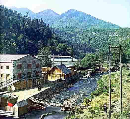 Резервен склад за минерални води - история на фотографията